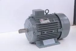 5 HP THREE PHASE INDUCTION  MOTOR