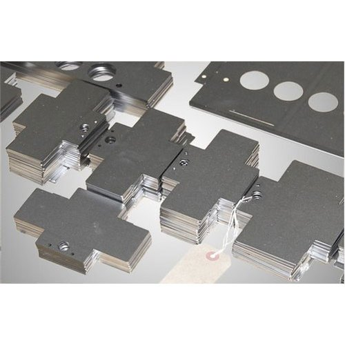 Mild Steel Sheet Metal Parts