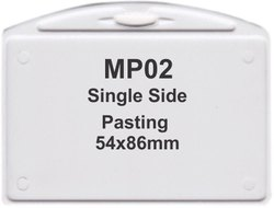 MP02 Plastic ID Card Holder