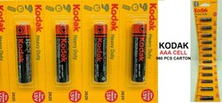 Kodak AAA Battery, Battery Type: Lithium-Ion