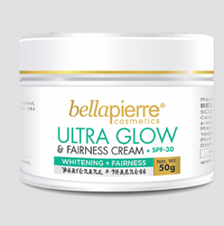 Bellapierre Female Ultra Glow And Fairness Cream, Packaging Size: 50 G