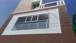 SS Balcony Safety Grills