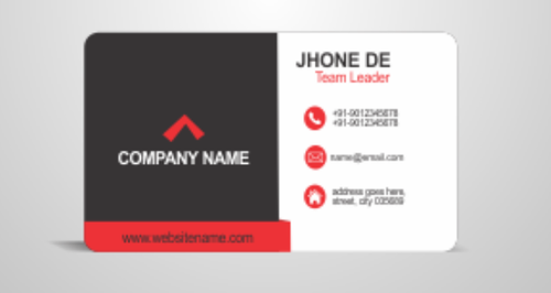 Round business card pw5007 at rs 12 piece east of kailash new round business card pw5007 colourmoves