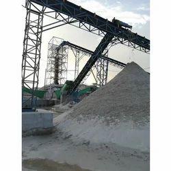 Washed Low Iron Quartz Sand, Packaging Type: HDPE Bag, Grade: 30-80