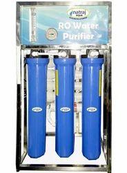 Natraj Aqua Alkaline R.O :- 50 Ltr / Hour Commercial Plant