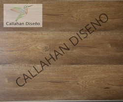 Carbon Floors Oak Wood Wooden Flooring, For Residential,Commercial, Thickness: 8.3 Mm