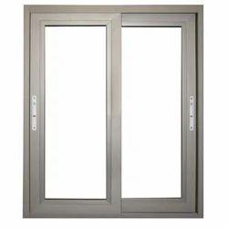 Preksha Aluminium Glass Aluminium Sliding Window