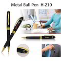 Metal Ball Pen H-210