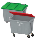 Bulk Waste Collection Trolleys