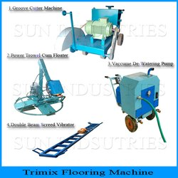 Trimix Flooring Machine