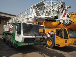 Telescopic Crane Rental