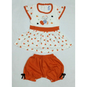 Printed Cotton Baby Frock