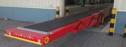 WIPL Fixed Type Of Telescopic Conveyor