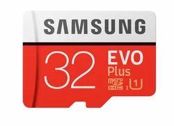 Samsung EVO Plus MicroSD Card 95 MB/s (SD Adapter)