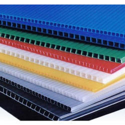 Hollow PP Plastic Sheet