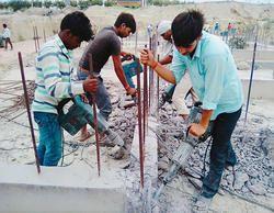 RCC Dismantling Work