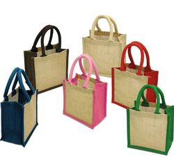 e0be075d5c Leather Handbags - Jute Bags Exporter from Jaipur