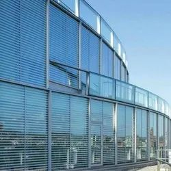 8mm Architectural Toughened Glass