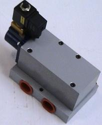 Single Solenoid Poppet Valve