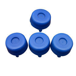 Blue PET Water Jar Cap