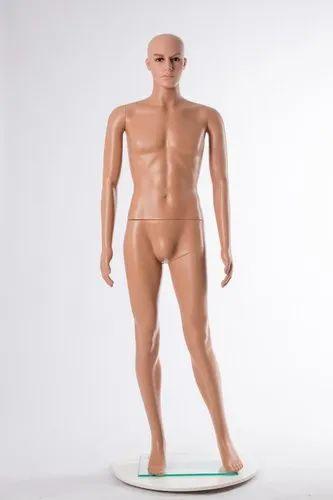 Plastic Male Mannequin M1