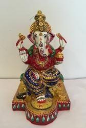 Mukut Ganesha