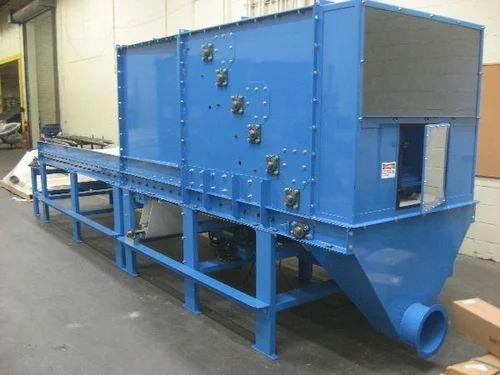 Bale Opener Machine