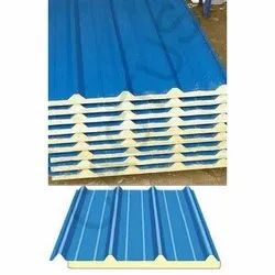 Insulated PUF Roofing Panel