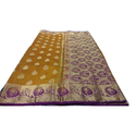 Bridal Wear Raw Silk Saree