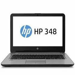 i5 HP 348 G4 Laptop, 16 GB, Screen Size: 14 Inch