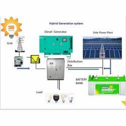 Solar Hybrid Power Systems