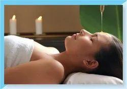 Towel (Dry Ayurvedic Oil Massage)