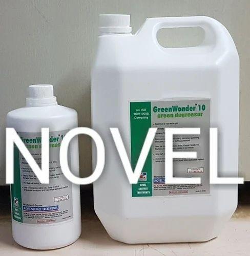 Biodegradable Degreaser - Biodegradabale Degreaser