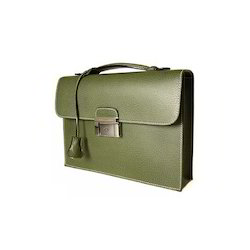 f92207ea03 Leather Briefcase at Rs 1500  piece