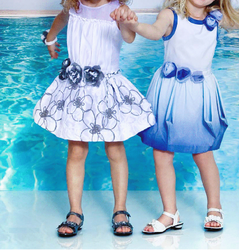 Printed Kids Garments, Size : Small, Medium & Large