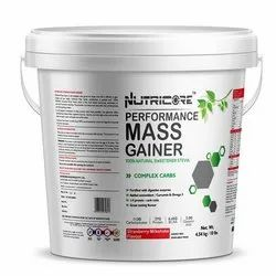 Mass Gainer Strawberry Milkshake 4.5 kg