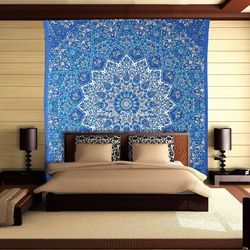 Star Mandala Wall Hangings Tapestry