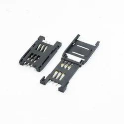 SIM Socket Flip Type