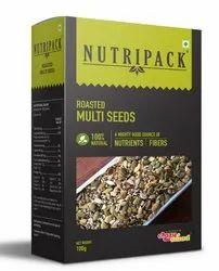 Multi Seeds Nutripack Roasted Multiseeds, 100g, Packaging Type: Box