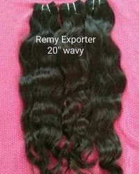 Virgin Indian Unprocessed Natural Human Hair