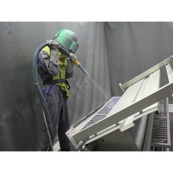 Machine Painting Services