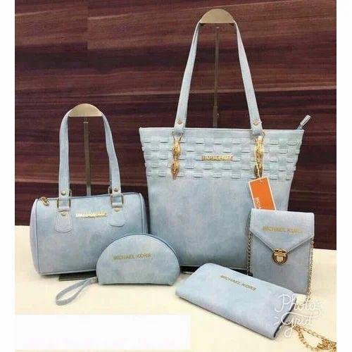 Michael Kors Plain Ladies Handbag Set, Rs 800  set, Sana Enterprises ... ffd19a61fd