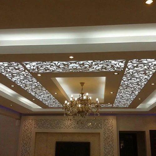 Frp Designer False Ceiling Ambbiance Furniture And Interior Private