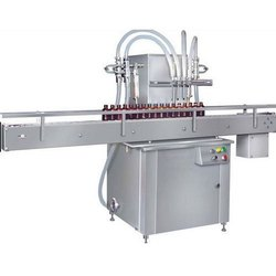 Fungicide Filling Machine