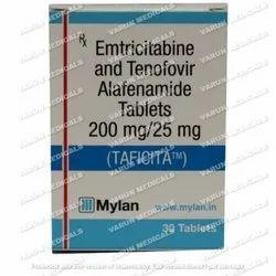 Taficita (Emtricitabine & Tenofovir AF)