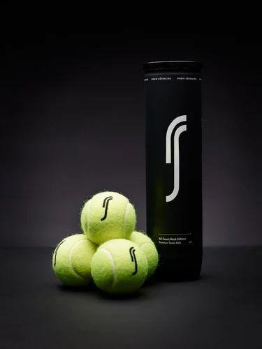 Green Rs All Court Black Edition Tennis Balls Rs 6900 Carton
