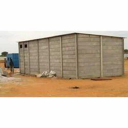 Prefab RCC Labour Quarter