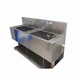 Instrument Scrub Wash Sink