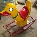 FRP Rocking Duck