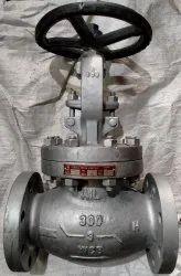 Audco Cast Steel Globe Valve